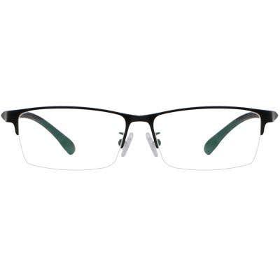 Rectangle Eyeglasses 131267-c