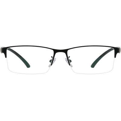 Rectangle Eyeglasses 131270-c