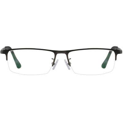 Rectangle Eyeglasses 131276-c