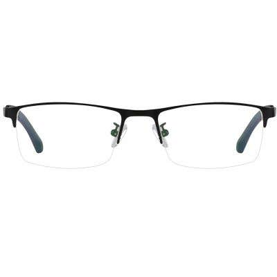 Rectangle Eyeglasses 131288-c