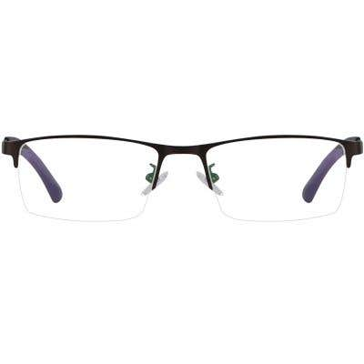 Rectangle Eyeglasses 131291-c