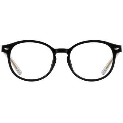 Round Eyeglasses 131363-c