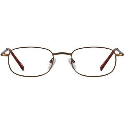 Rectangle Eyeglasses 131455