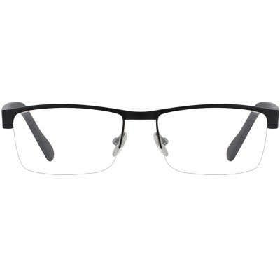 Rectangle Eyeglasses 131508-c