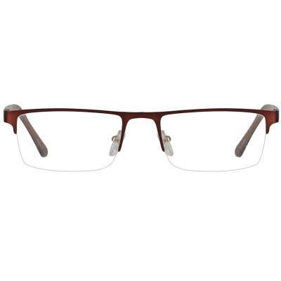Rectangle Eyeglasses 131511-c