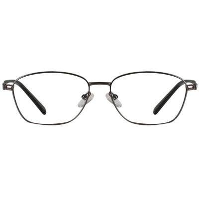 Rectangle Eyeglasses 131646-c