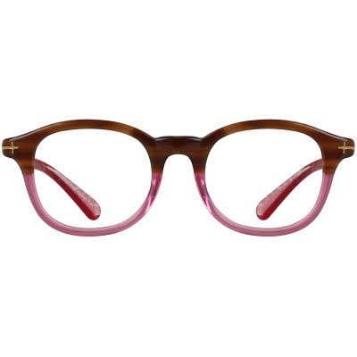 Round Eyeglasses 131734