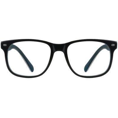 Rectangle Eyeglasses 131792-c