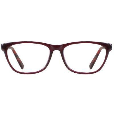 Cat Eye Eyeglasses 132001-c