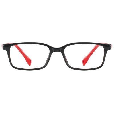 Rectangle Eyeglasses 132023-c