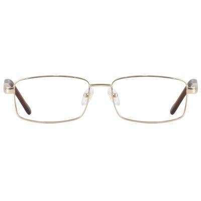 Rectangle Eyeglasses 132061-c