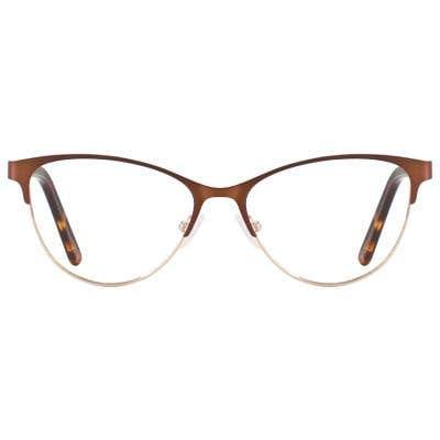 Cat Eye Eyeglasses 132081-c