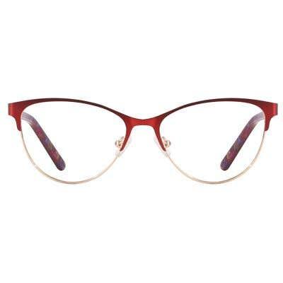 Cat Eye Eyeglasses 132084-c