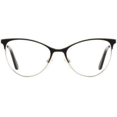Cat Eye Eyeglasses 132090-c