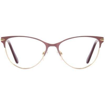 Cat Eye Eyeglasses 132095-