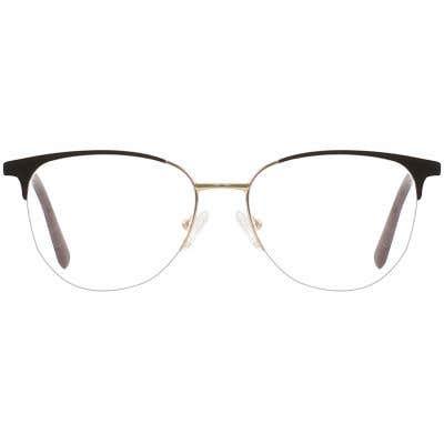Round Eyeglasses 132101-c