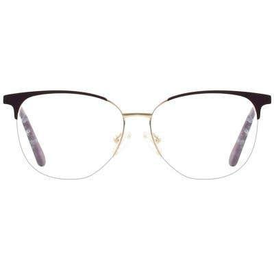 Round Eyeglasses 132104-c
