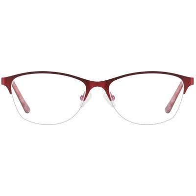 Cat Eye Eyeglasses 132115-c