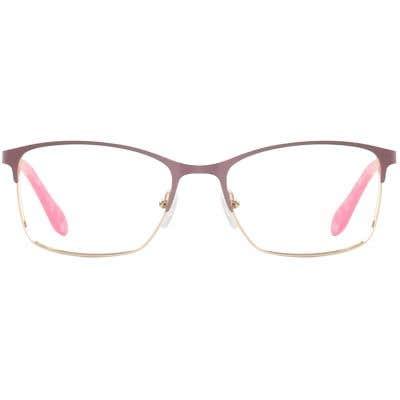Rectangle Eyeglasses 132119-c