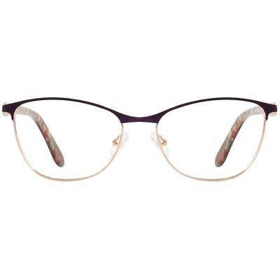 Cat Eye Eyeglasses 132145-c