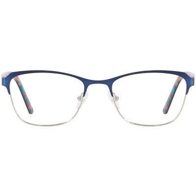 Rectangle Eyeglasses 132153-c