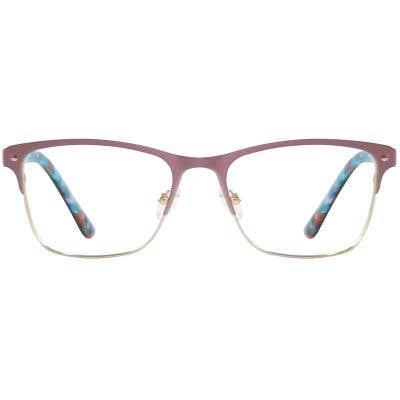 Rectangle Eyeglasses 132157-c
