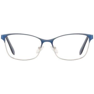 Rectangle Eyeglasses 132160-c