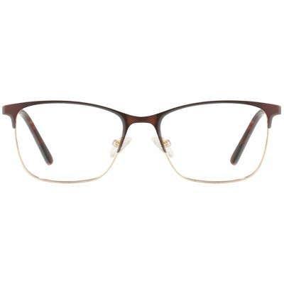 Rectangle Eyeglasses 132167-c
