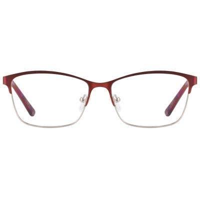 Rectangle Eyeglasses 132169-c