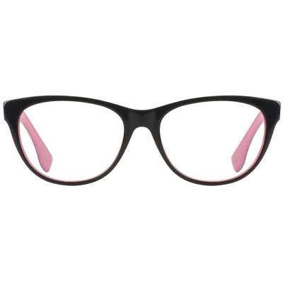 Cat Eye Eyeglasses 132172-c