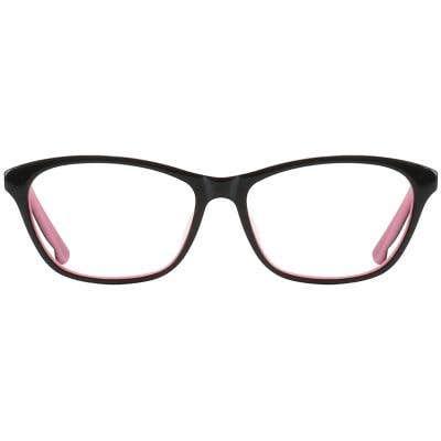 Cat Eye Eyeglasses 132178-c