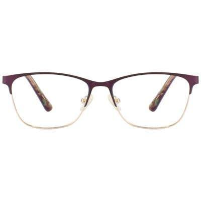Rectangle Eyeglasses 132184-c