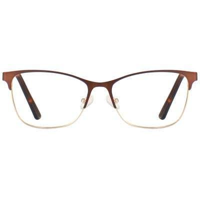 Rectangle Eyeglasses 132186-c