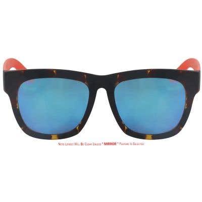 Rectangle Eyeglasses 132201-c