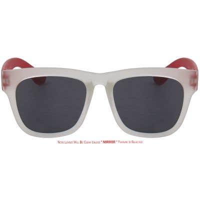 Rectangle Eyeglasses 132204-c