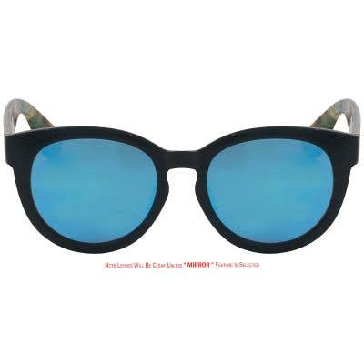 Round Eyeglasses 132211-c