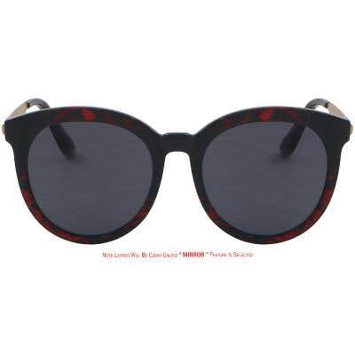 Round Eyeglasses 132215-c