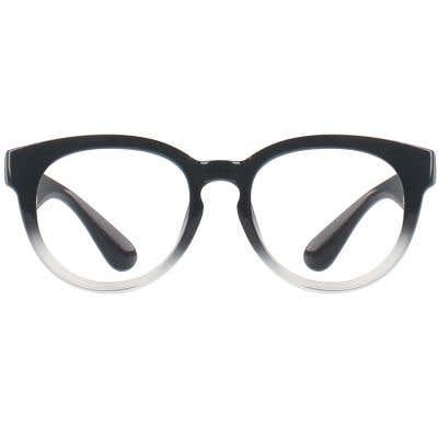 Round Eyeglasses 132292-c