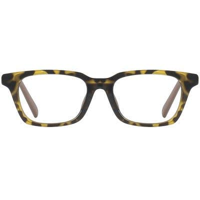 Rectangle Eyeglasses 132301-c