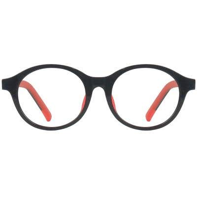 Round Eyeglasses 132314-c