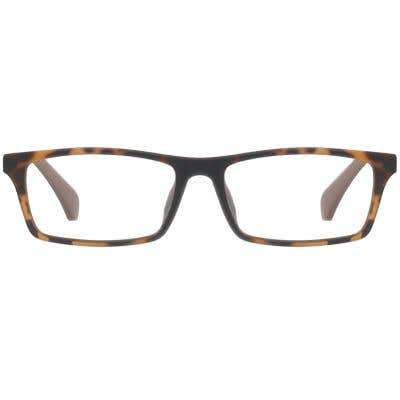 Rectangle Eyeglasses 132319-c