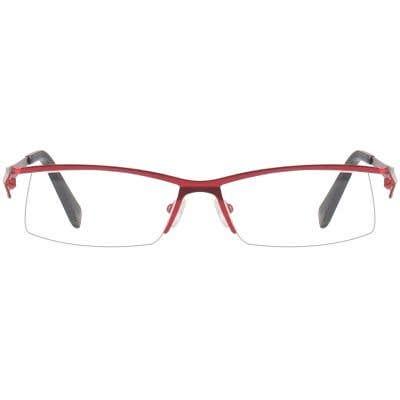 Rectangle Eyeglasses 132352-c