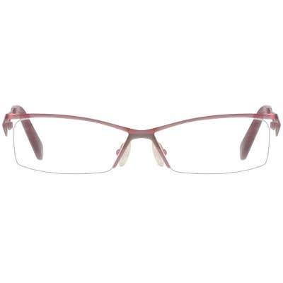 Rectangle Eyeglasses 132366-c