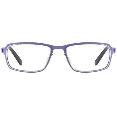 Rectangle Eyeglasses 132378