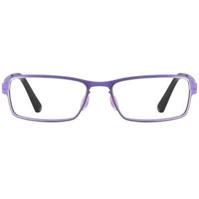 Rectangle Eyeglasses 132381