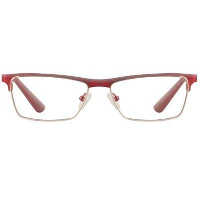 Rectangle Eyeglasses 132383-c
