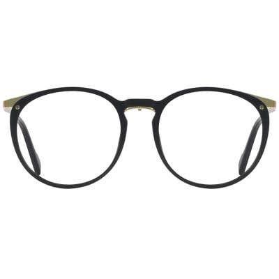 Round Eyeglasses 132401-c