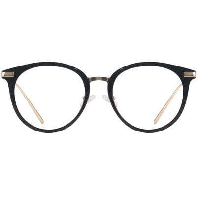 Round Eyeglasses 132411-c