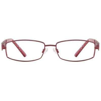 Rectangle Eyeglasses 132418-c