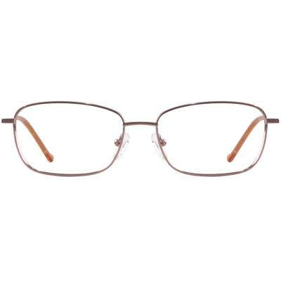 Rectangle Eyeglasses 132433-c